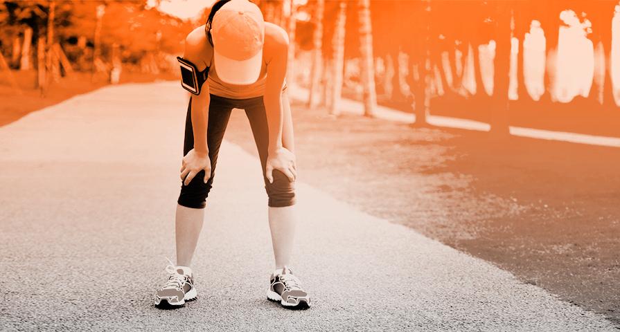running anemia