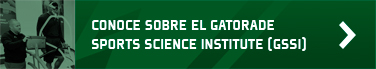 Conoce sobre el Gatorade Sports Science Institute(GSSI)